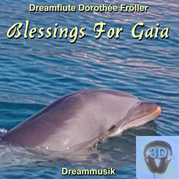 Healing music for Gaia
