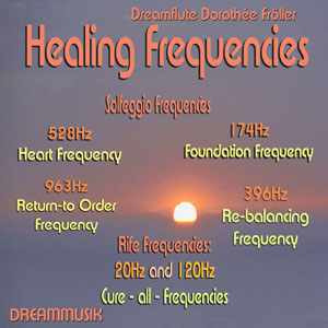 Healing Frequencies Solfeggio and Rife Frequencies