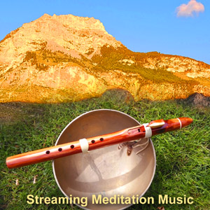 Streaming Meditation Music